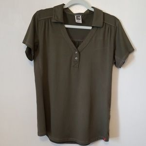 The North Face Vapor Wick Collored Tee
